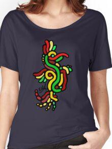 Cool Reggae Bird Women's Relaxed Fit T-Shirt