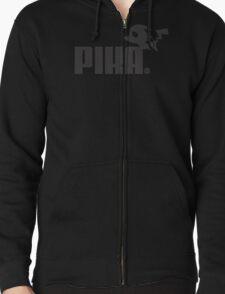 Pika Zipped Hoodie