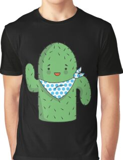 Mr J.G Cactus  Graphic T-Shirt