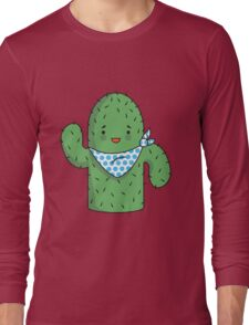 Mr J.G Cactus  Long Sleeve T-Shirt