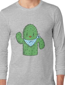 Mr J.G Cactus  Long Sleeve T-Shirt