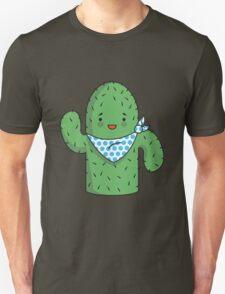 Mr J.G Cactus (sky) T-Shirt