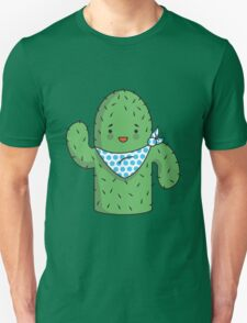Mr J.G Cactus (sky) T-Shirt