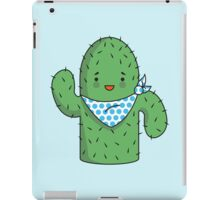 Mr J.G Cactus  iPad Case/Skin