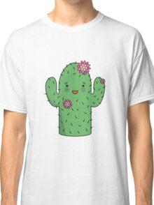 Mrs J.G Cactus (sky) Classic T-Shirt
