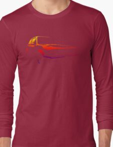 golf gti colored Long Sleeve T-Shirt