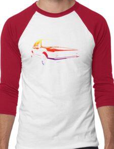 golf gti colored Men's Baseball ¾ T-Shirt