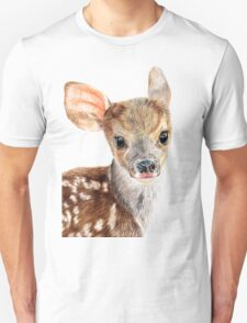 Cute Baby Deer/ Fawn T-Shirt