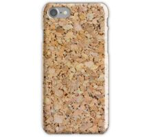 Cork Board iPhone Case/Skin