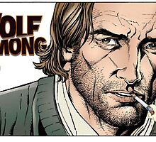 Bigby wolf, from the The wolf among us and Fables by WordDungeon