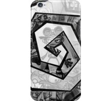 Past the madness... iPhone Case/Skin