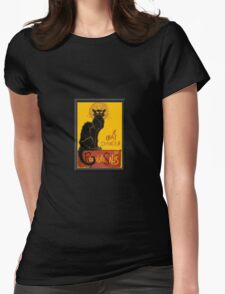 Le Chat D'Amour Love Greeting  T-Shirt