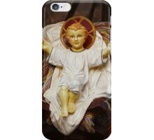 He Is Born iPhone Case/Skin