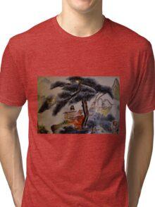 Japanese Tri-blend T-Shirt
