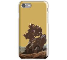 Gundam Barbatos  iPhone Case/Skin