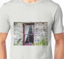Rustic Window Unisex T-Shirt