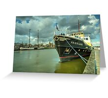 The Friesland Greeting Card
