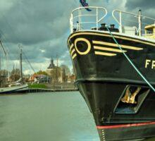 The Friesland Sticker