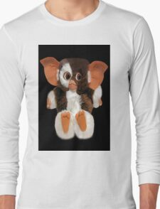 ❤ 。◕‿◕。CUTE GIZMO PICTURE/ CARD VERSION TWO SO CUTE AW❤ 。◕‿◕。 Long Sleeve T-Shirt