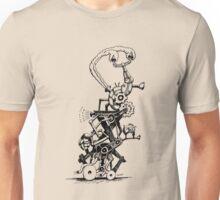 RAT REVERSE-CYCLE STEAM ENGINE Unisex T-Shirt
