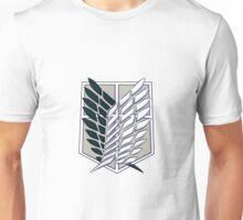 Shingeki no kyoujin Unisex T-Shirt