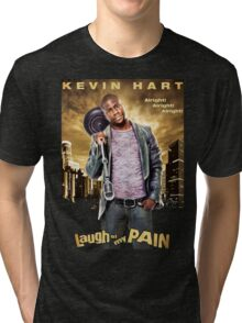 KEVIN HART WHAT NOW DR (1) Tri-blend T-Shirt