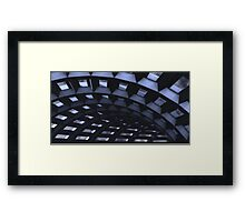 Upper Deck Framed Print