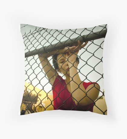 Loz Throw Pillow