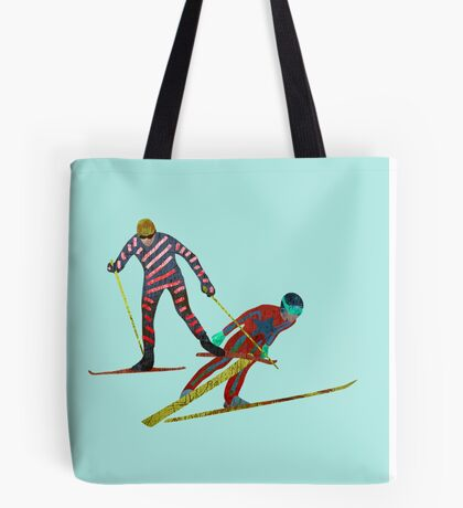 Nordic Combined Tote Bag