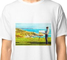 Leisurely Landscaping Classic T-Shirt