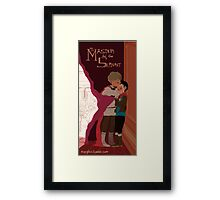 The Master and The Servant_Merlin Framed Print