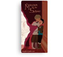 The Master and The Servant_Merlin Canvas Print