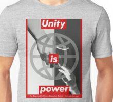 Unity is Power Unisex T-Shirt