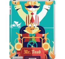 Take a Wild Joyride iPad Case/Skin