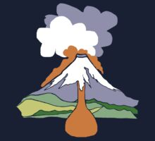 Mt. Volcano by Louise Norman