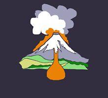 Mt. Volcano Unisex T-Shirt