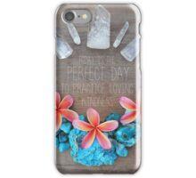 Loving Kindness iPhone Case/Skin