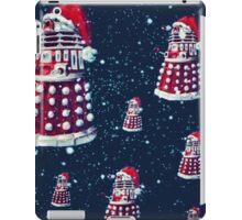 Doctor Who Daleks Christmas iPad Case/Skin