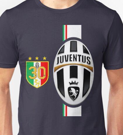 Juventus Juve campioni d'italia Unisex T-Shirt