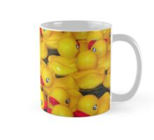 Yellow rubber duckies Mug