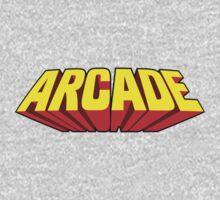 Arcade Yellow One Piece - Long Sleeve