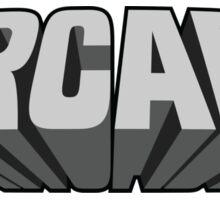 Arcade Monokrome Sticker