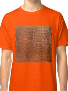 ALLIGATOR SKIN Classic T-Shirt