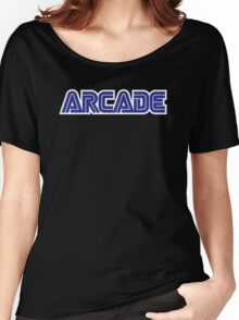 Arcade SEGA-ish Women's Relaxed Fit T-Shirt