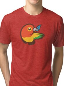 bower 001 Tri-blend T-Shirt