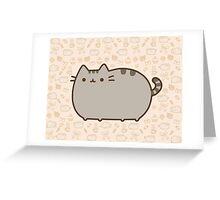 cartoon cat Greeting Card
