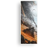 Lord of the Rings Return of the King Canvas Print