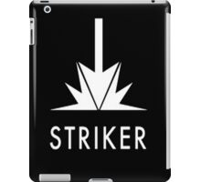Striker. iPad Case/Skin