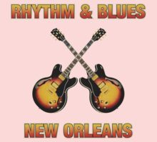 Rhythm & Blues New Orleans Kids Clothes