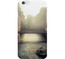 Town Built on Water iPhone Case/Skin